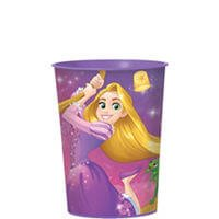 Rapunzel Vaso Plastico