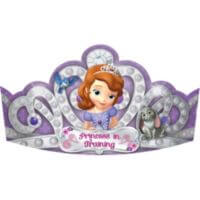 Sofia The First Tiaras Carton Accesorios