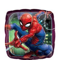 Spiderman Globos Metalicos