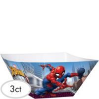 Spiderman Plato Servir