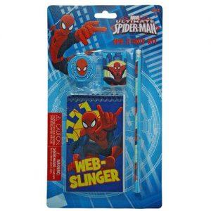 Spiderman Set Estudio