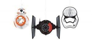 Star Wars Decoracion Colgante