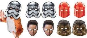 Star Wars Mascaras