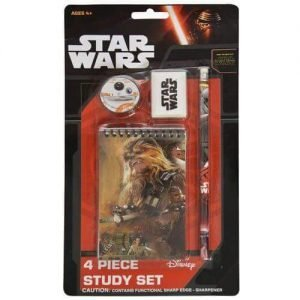 Star Wars Set Estudio Accesorios