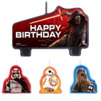 Star Wars Set de Velas