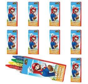 Super Mario Crayolas