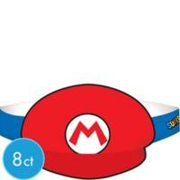 Super Mario Sombrero Carton