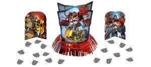 Transformers Centro de Mesa