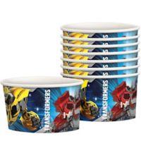 Transformers Contenedor Helados