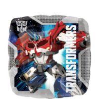 Transformers Globo Metalico