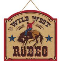 Vaquero Decoracion Rodeo