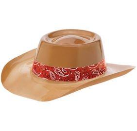 Vaquero Sombrero Plastico