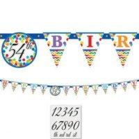 Cumpleaños Colores Baner