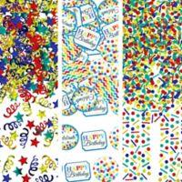 Cumpleaños Colores Confeti