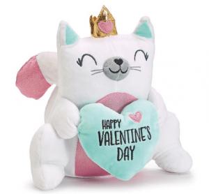 San Valentine Peluche Gato
