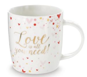 San Valentine Mug