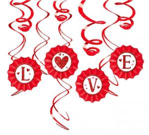 San Valentine Decoracion Colgante