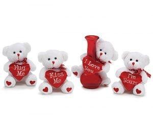 San Valentine Peluche